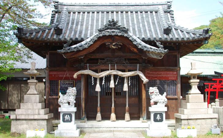 日本で唯一、皮の神様をお祀りする高乃木神社