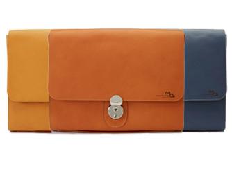 snazzy clutch bag