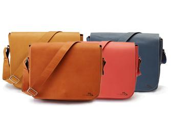 coltish messenger bag