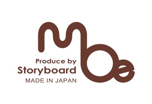 革製PCバッグブランドmoeのロゴ