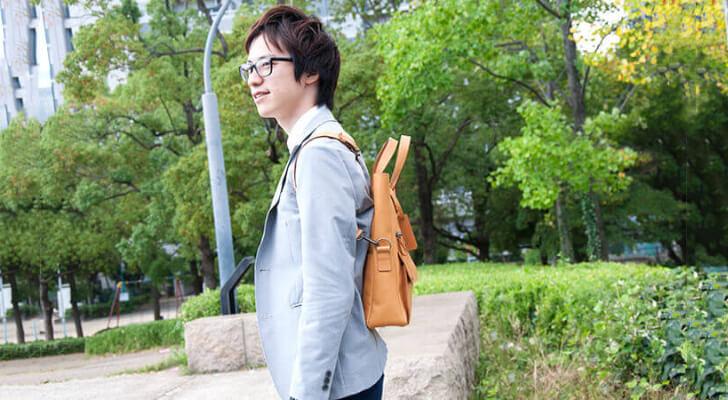 【3Wayバッグ】デキる人が持つ。おしゃれな革のビジネスバッグ