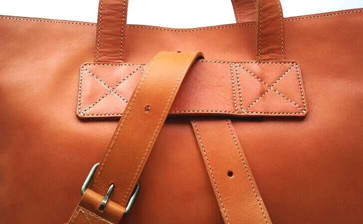 バッグと持ち手の結合部分の頑丈さはバッグ選びのポイント