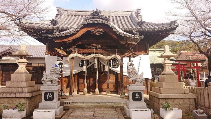 高乃木神社