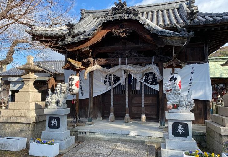 日本で唯一皮革の神様を祀る高乃木神社
